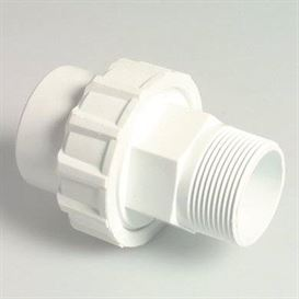 Adaptor union coupler 1 1/2""