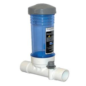 ClearWater In Line Clear Chlorinator