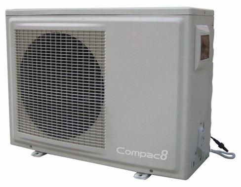 Compac Heat Pumps Compac 12 12kw Swimming Pool Heat Pump Calorex