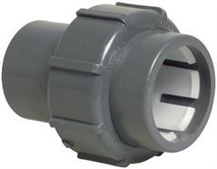 Flex-Fit adaptor union Socket