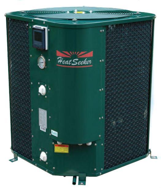 Heat Seeker Heat Pumps Heatseeker 17kw Pool Heat Pump