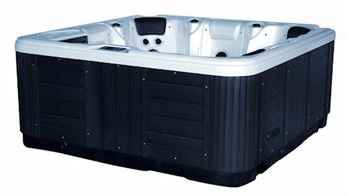 Hydro 6 Seater Hot Tub comes in 7 in different colours