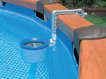 Intex Deluxe Swimming Pool surface Skimmer