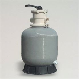 "28"" Mega Pool V series top mount sand filter"