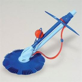 Mega Pool automatic suction pool cleaner deluxe
