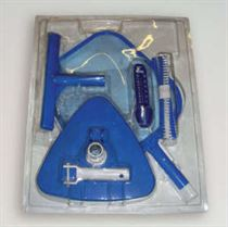 Mega Pool maintenance kit 4 piece