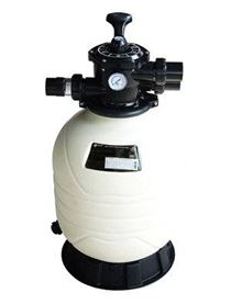 "24"" Mega Plus MFV top mount sand filter"