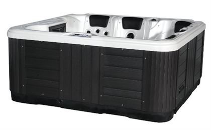 Ocean 5 Seater Hot Tub, choice of cabinet and shell colours