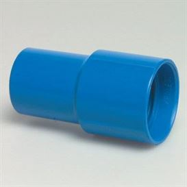 PVC cuffs for pool vacuum hose 38mm