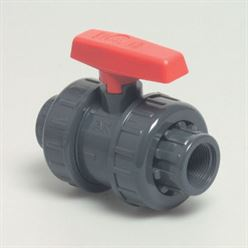 "2 1/2"" Ball valve with double union, type AK"