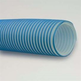 "PVC Spiral hose for pool cleaning, 2"" 30 metre roll"