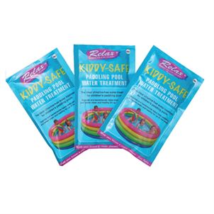 Paddling Pool Treatment Sachets