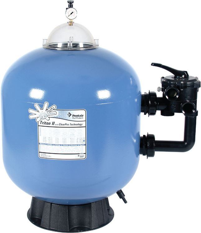 "19"" Pentair Triton II sand Filter"