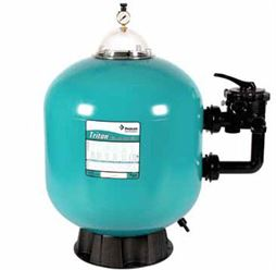 "19"" Pentair Triton sand Filter"