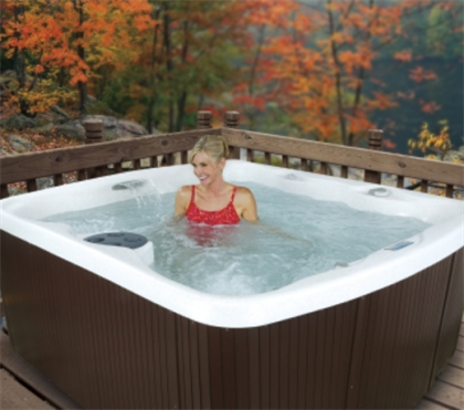 Utrecht Deluxe 6 Seat Hot Tub, choice of colours