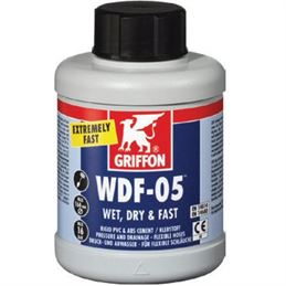 WDF-05 WET and DRY PVC and ABS cement 500ml