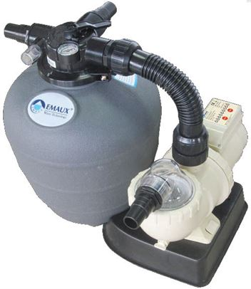 Pump and filter combos ultra13 inch filter pump for Above ground pool motors