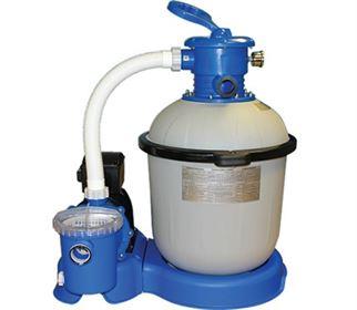 Pump And Filter Combos 1200gal Sand Filter Pump Pack 220