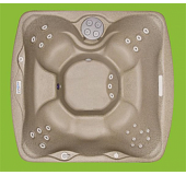 Edinburgh Sport 7 Seat Hot Tub