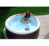 Lisbon Deluxe 6 Seat Hot Tub, choice of colours