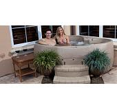 Malaga 2 bather hot tub