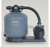 "14"" Mega sand filter system pump, 50 mm + 1 1/2? connection 4m"