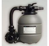"14"" Hydro-S sand filter system pump 4 m?/h UK plug"