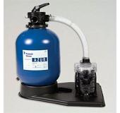 Pentair Azur sand filter system pump 9m?/h euro/DIN plug