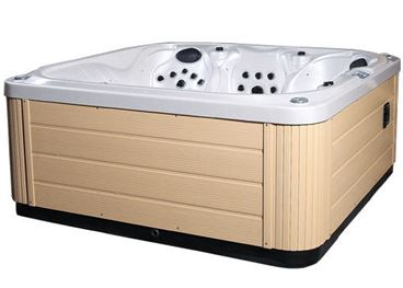 Venus 6 Seater Hot Tub, 7 Colours underwater LED